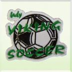 Soccer patch